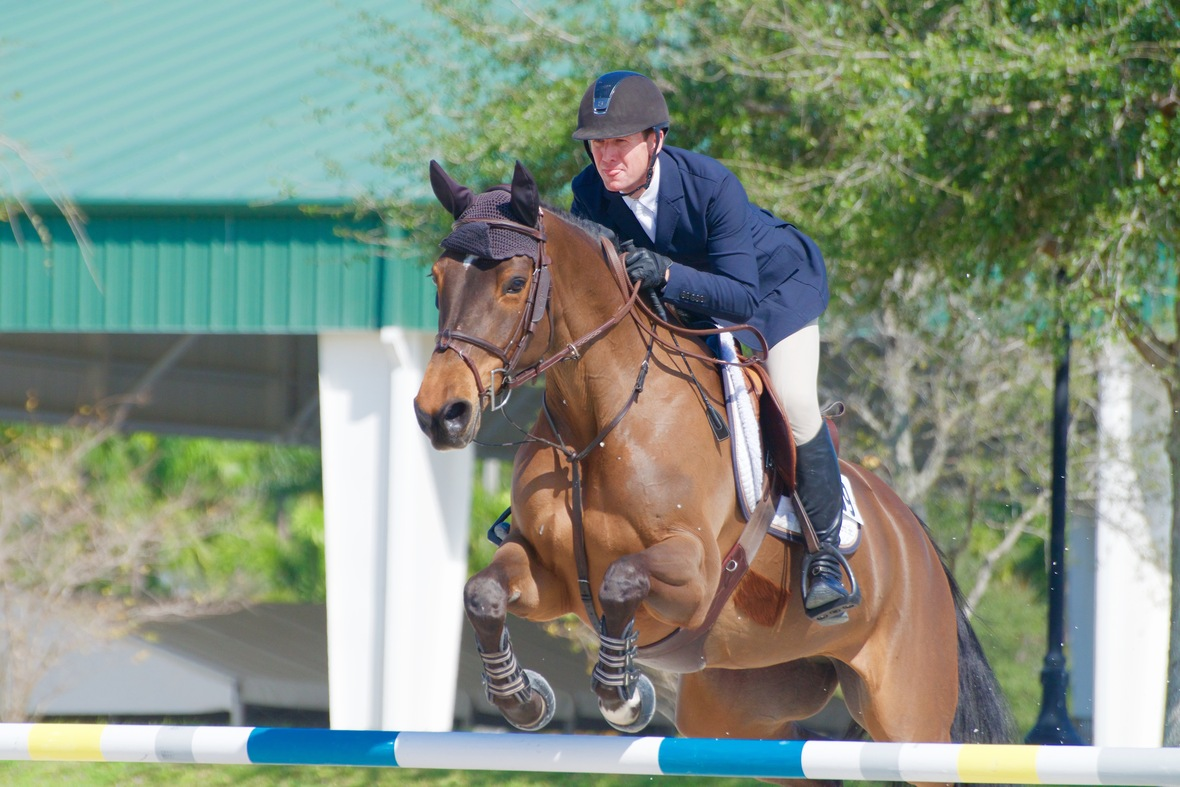 Ward and Solem Bring the Heat in Palm Beach Series Grand Prix