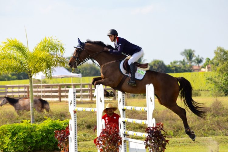 Venezuela and the Dominican Republic Reign Supreme in Palm Beach Series Turf Tour and 1.40 Grand Prix