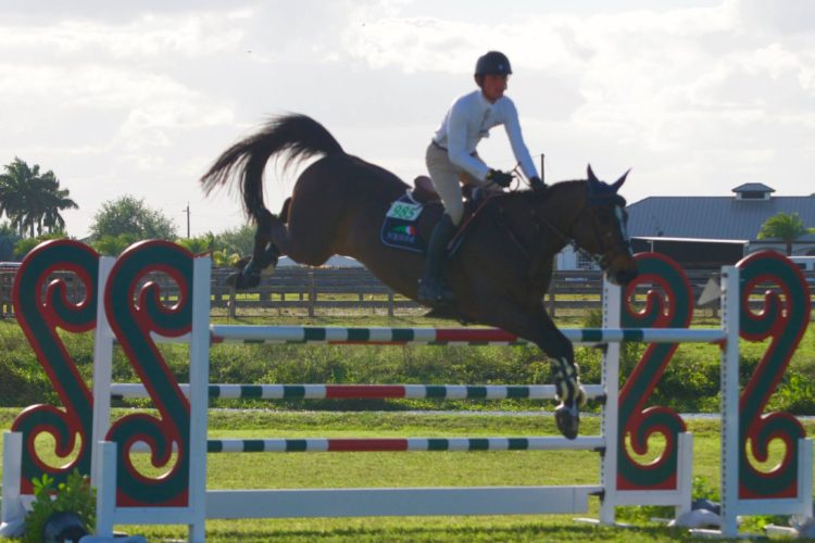 Kenny & Crosby Prevail in Palm Beach Series $15,000 1.40m Turf Tour and $5,000 1.30m Open Stake