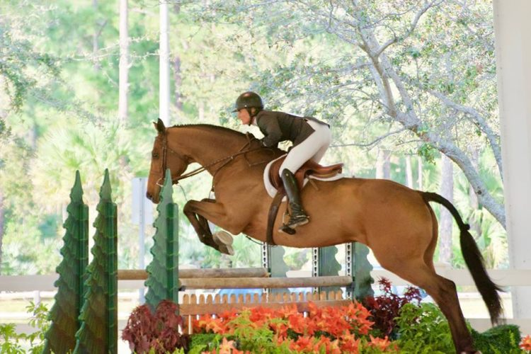 March Hunter Derby Day Crowns Schatt & Buttenweiser, James Chawke and GK Coco Chanel Lead Wire to Wire in 1.40m Grand Prix