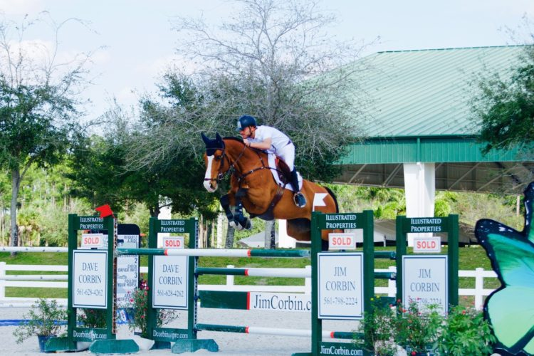 Prado & Whitacre Victorious in Grand Prix and $5,000 1.30 Open Stake During Week 7 of the Palm Beach Series