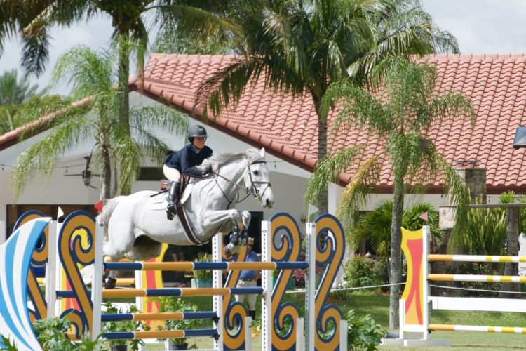 Taylor Land and Nepal Top Lively Turf Tour, German Camargo and Centurio Take 1.30m Open Stake