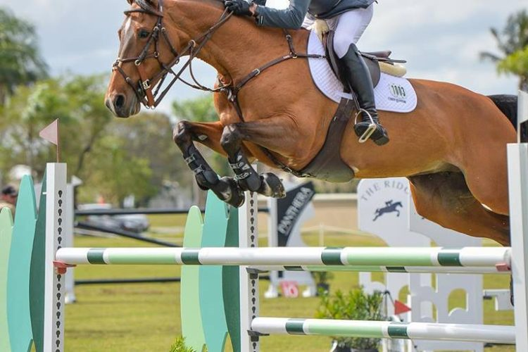 Ramsay and Cocq a Doodle Take First $15,000 Turf Tour Grand Prix of 2018!