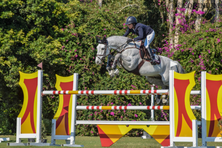 Laura Kraut and Confu Kick It Up to Secure Second Turf Tour Grand Prix Win, Santa Rita Polo Farm Takes Center Stage for Week 4