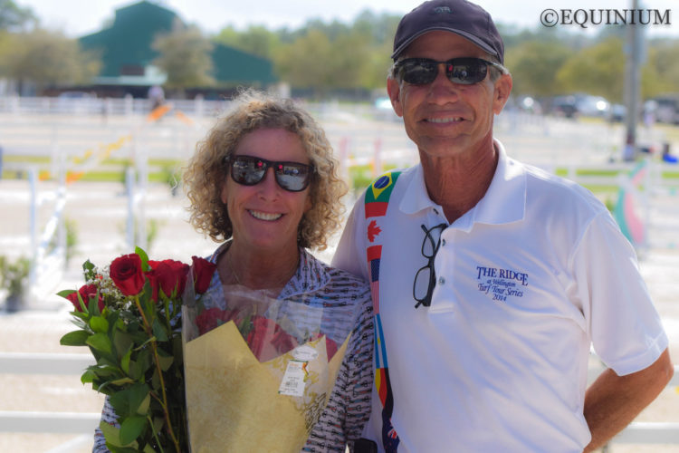 Valentine's Day on the Turf Tour: Stella Manship & Colorado Feel the Love in $15,000 1.40M Grand Prix
